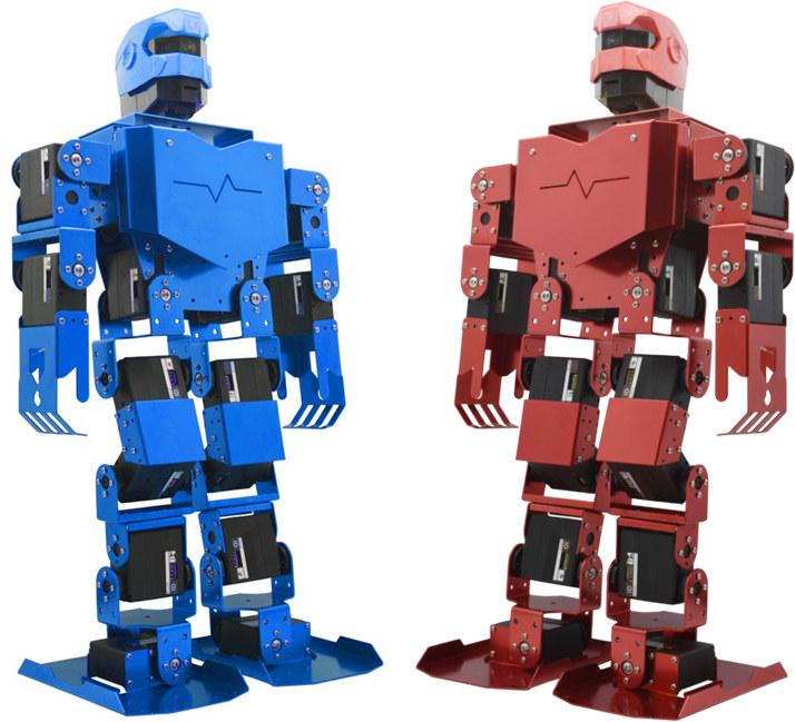 PiMecha Humanoid Robot Raspberry Pi