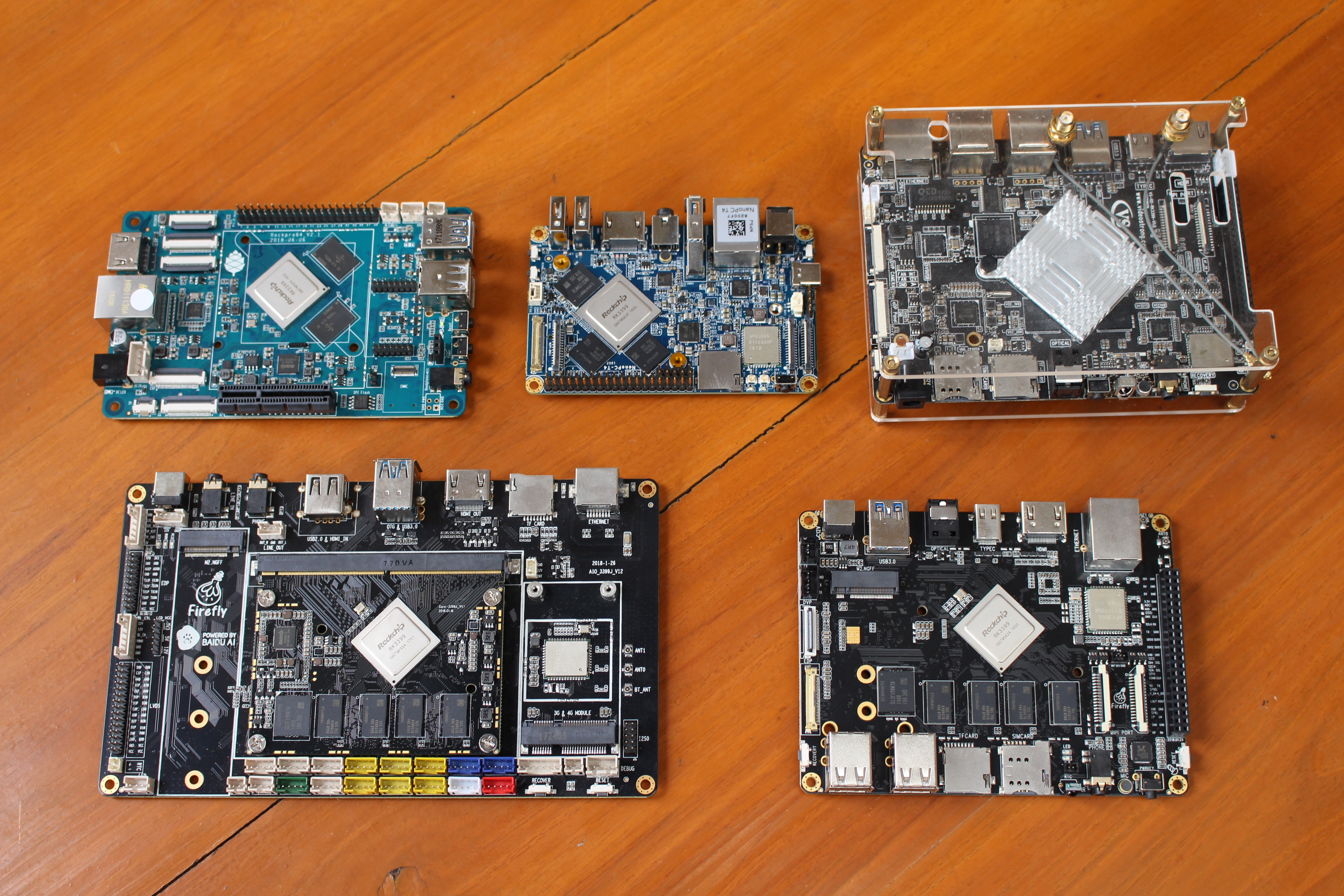 RockPro64 RK3399 Board Linux Review with Ubuntu 18 04 + LXDE