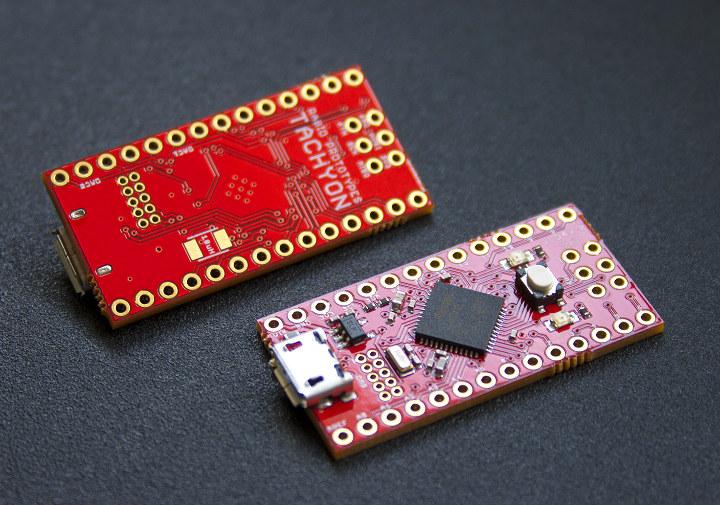 SAMD51 Arduino Board