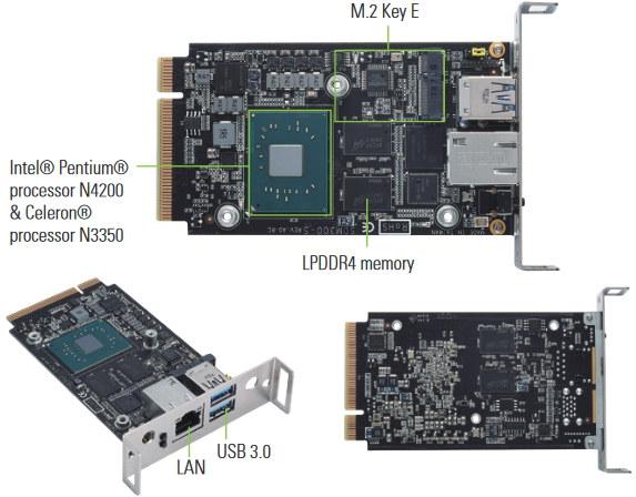 SDM300S Intel Smart Display Module (SDM)