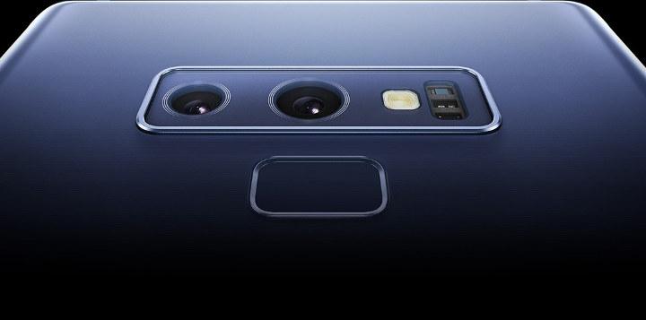 Samsung Galaxy Note9 Rear Camera