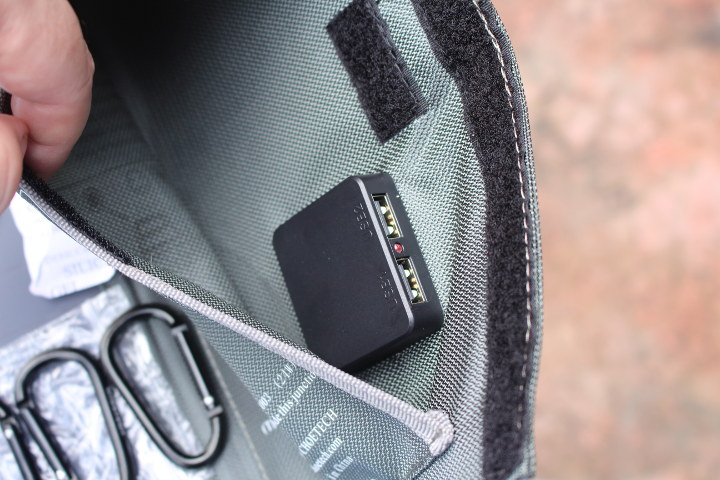 Solar Panels Dual USB Output