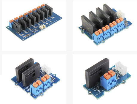 I2C Solid State Relay Modules