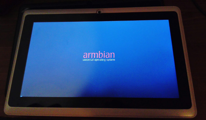 TableX Armbian Tablet