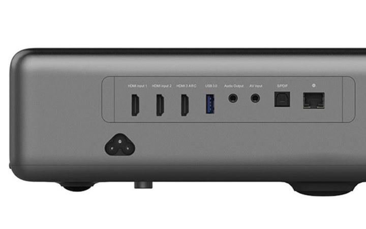 Xiaomi Laser Projector HDMI Inputs