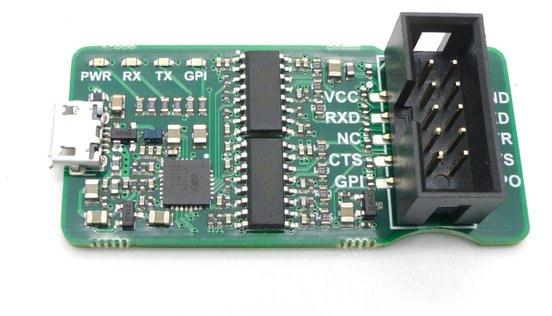 uART USB TLL Board