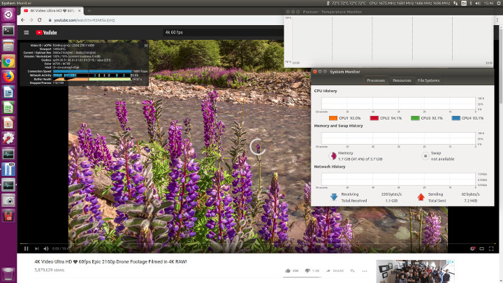 Beelink-X45-ubuntu-chrome-browser-4k-at-60-video