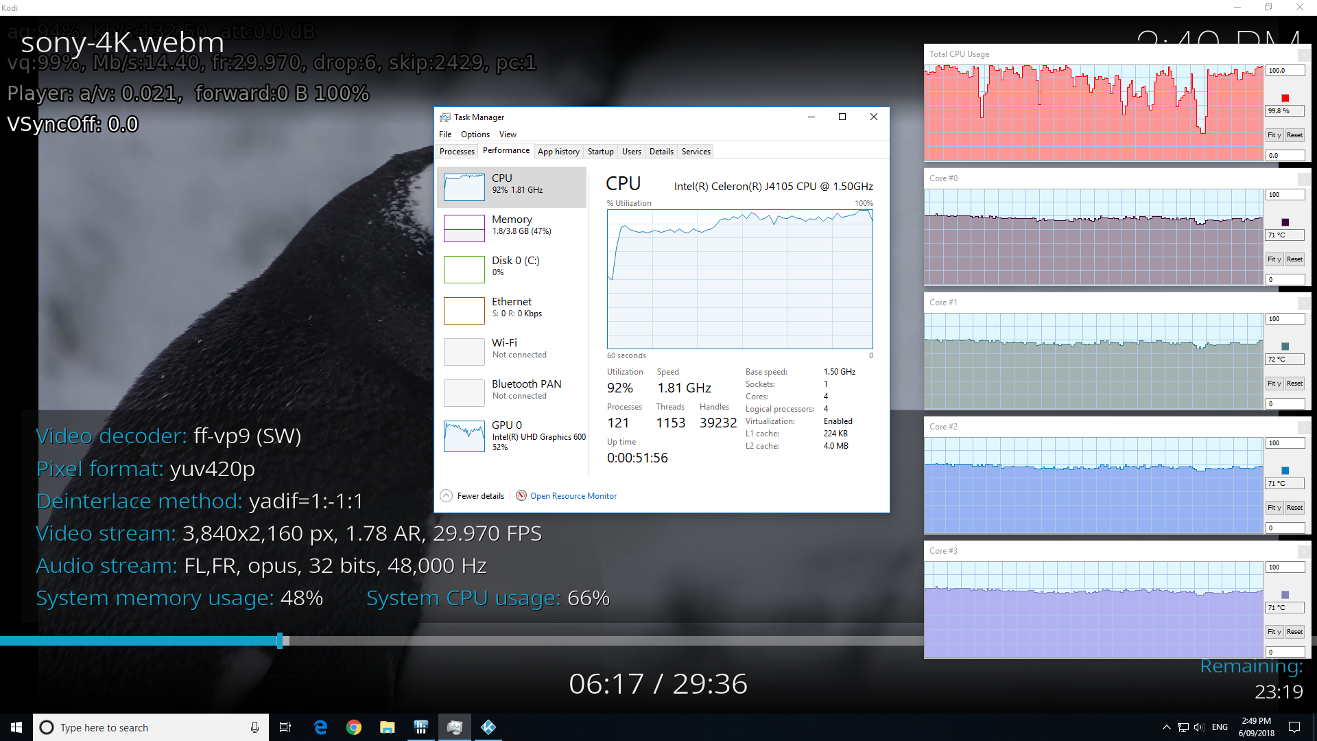 Beelink X45 Mini PC Review with Windows 10 and Ubuntu 16 04/18 04
