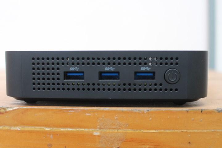 Intel Pentium J5005 Mini PC USB 3.0