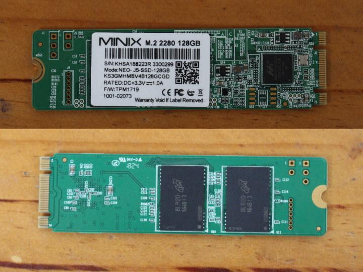 MINIX NEO-J5-SSD