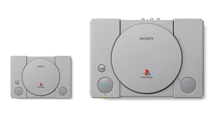 PlayStation Classic vs Original PlayStation