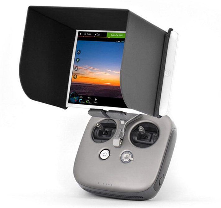 Tablet Sunshade Drone Controller