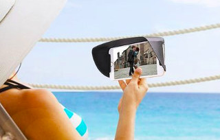 phone-sunshade