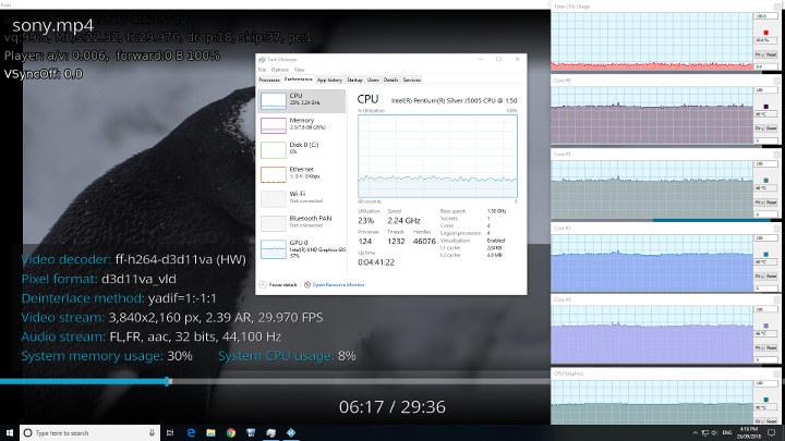 Beelink-X55-Mini-PC-windows-kodi-h264