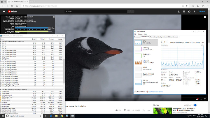 Beelink-X55-windows-edge-browser-4k-video