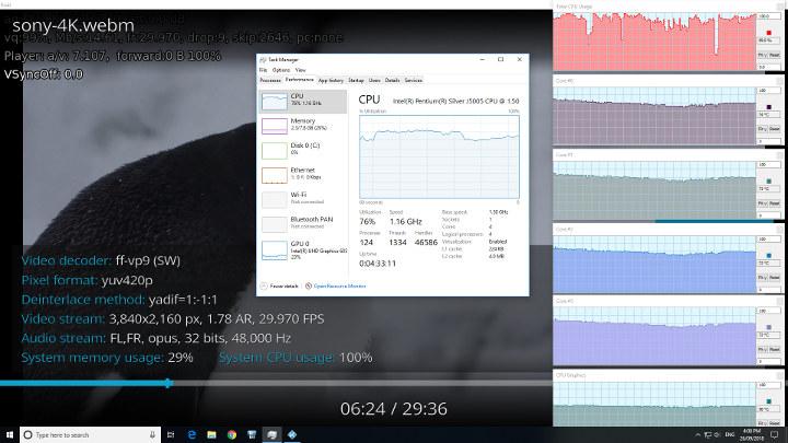 Beelink-X55-windows-kodi-vp9