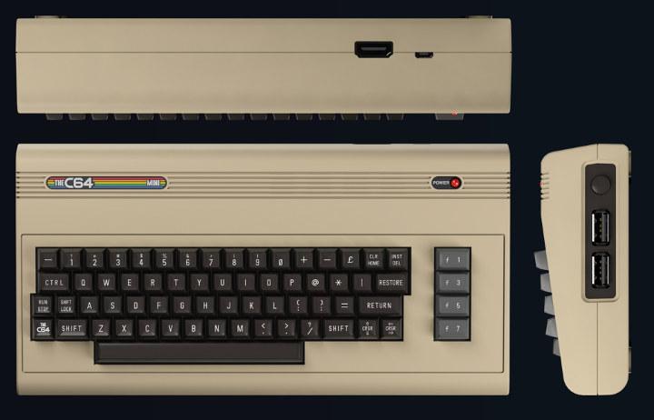 C64 Mini -Replica