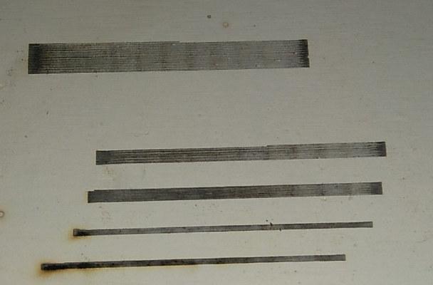 CNC Laser Calibration