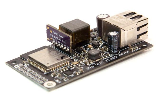 ESP32 POE Programming Board