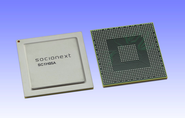 SocioNext HV5 Series HDMI 2.1 Processor