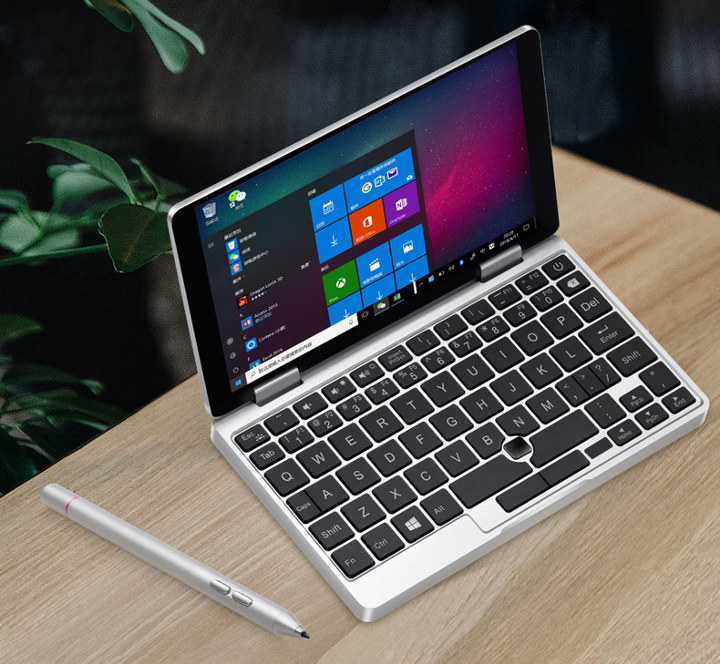 Intel Core m3 mini laptop