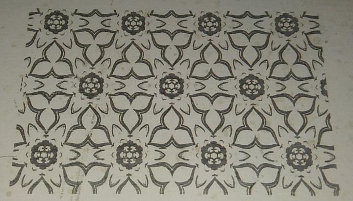 Laser Black & White Patterns