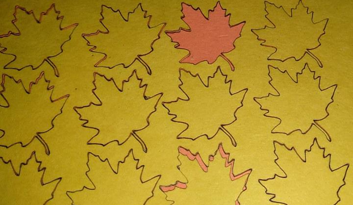 Laser Paper Cuts