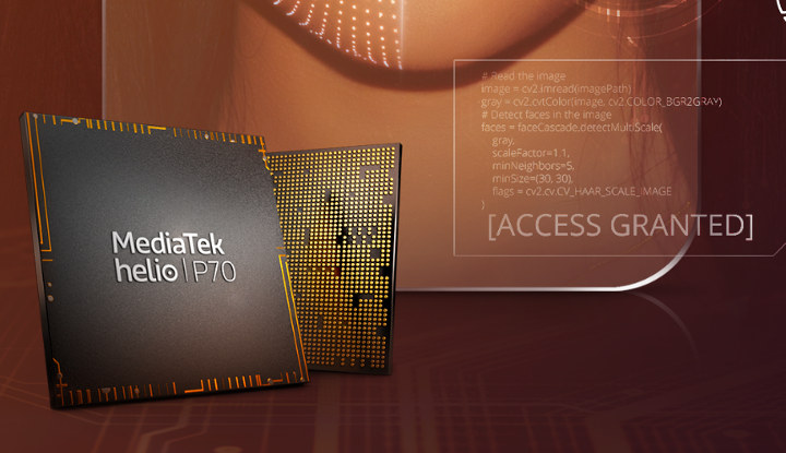 Image result for p70 helio processor
