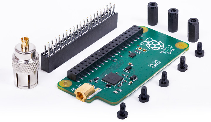 Raspberry Pi TV HAT Kit