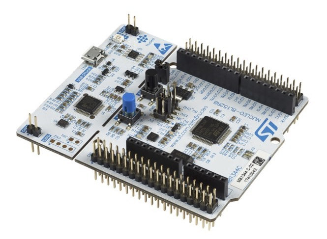 STM8 Nucleo Board