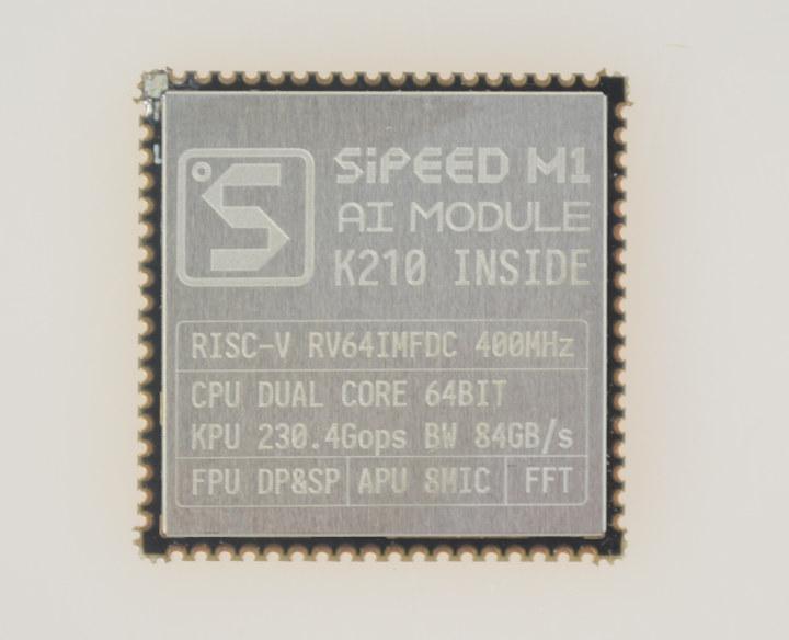 Sipeed M1 RISC-V AI Module