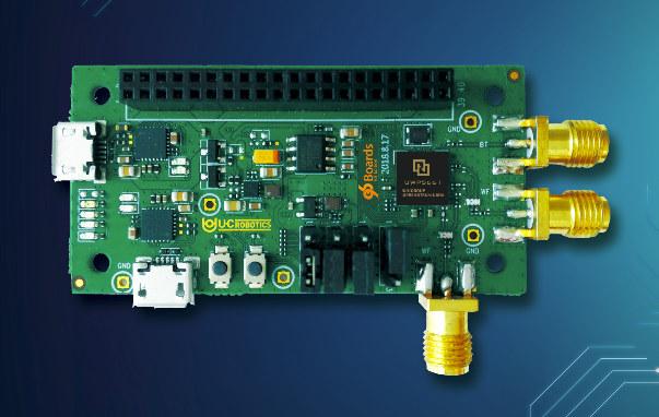 WiFi 5 Bluetooth 5 96Boards IoT Edition Board: IVY5661