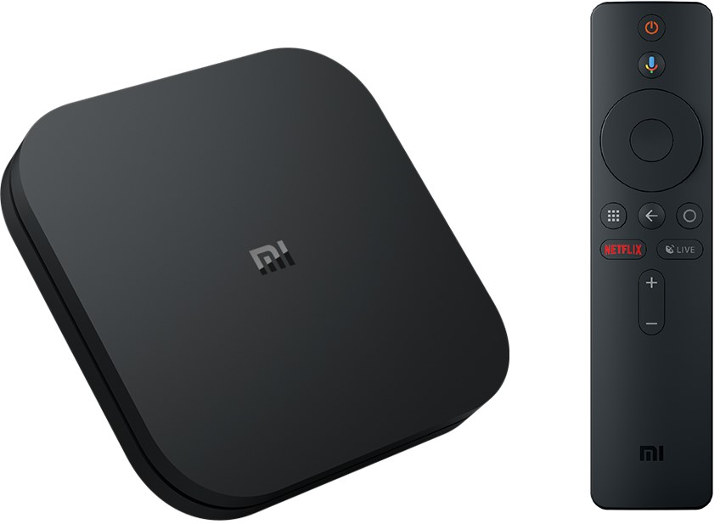 Xiaomi Mi Box S 4K Ultra HD Android TV Set-top Box Launched for $59 99