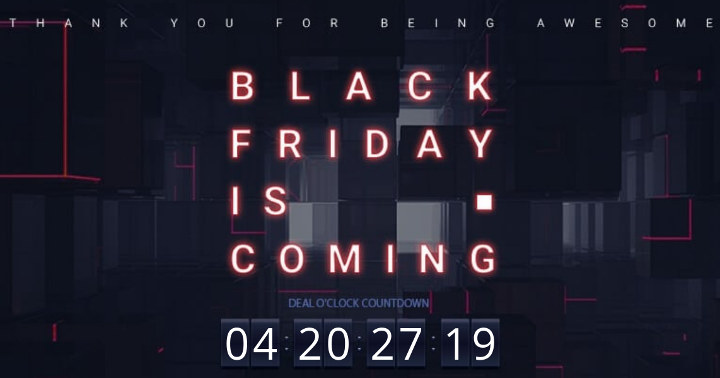 Black Friday 2018 GearBest