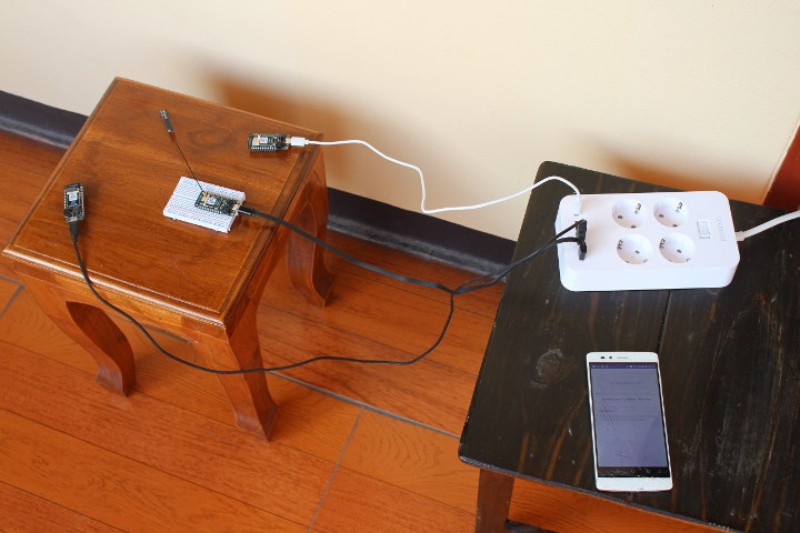 Particle Mesh Setup