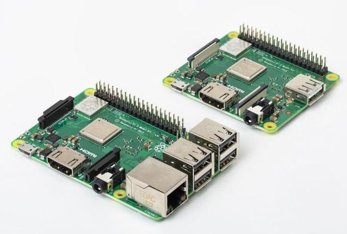 Raspberry Pi 3 B+ vs A+