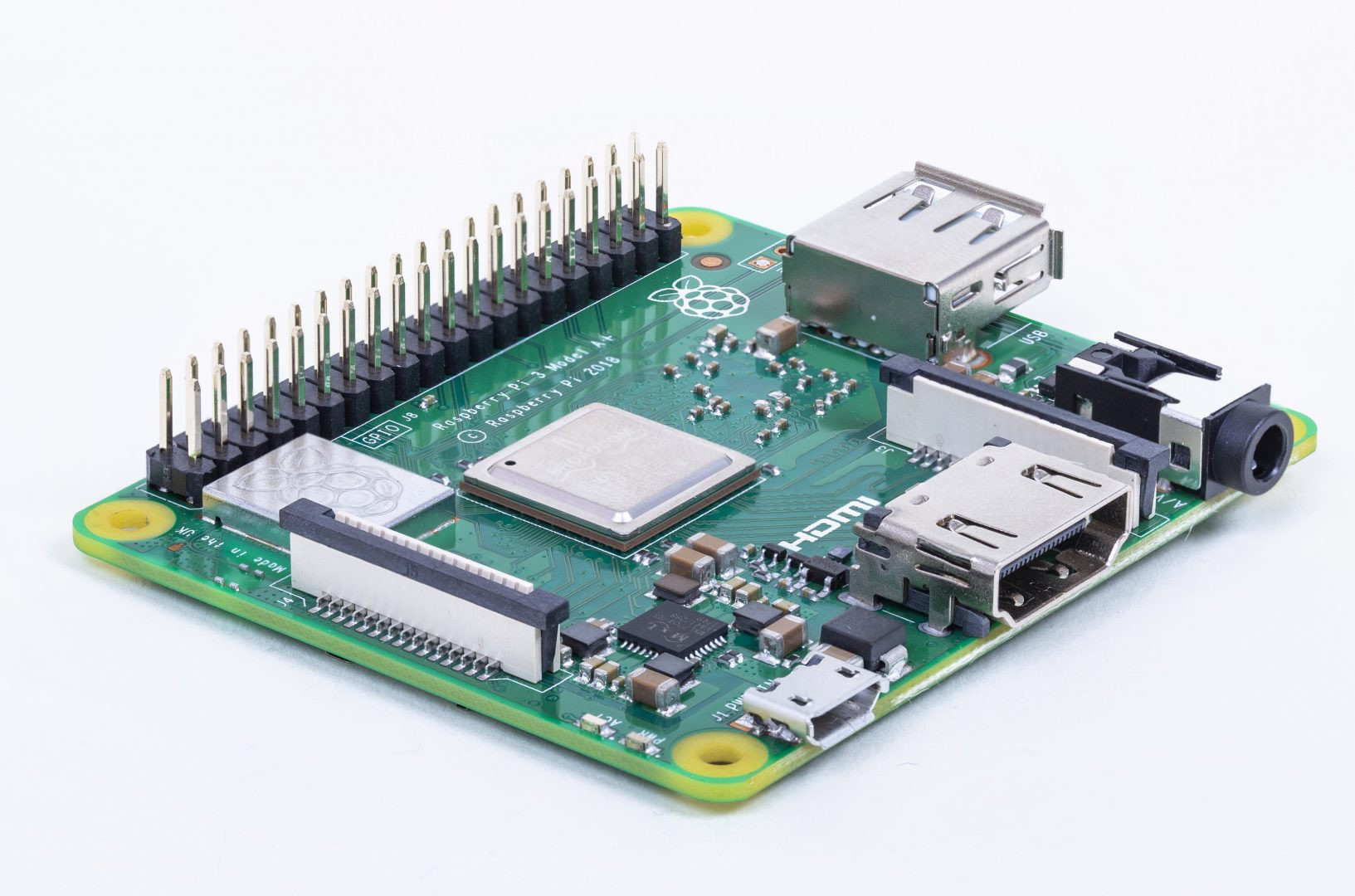 Compact Raspberry Pi 3 Model A Launched For 25