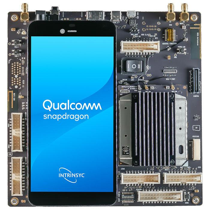 Snapdragon 670 development kit