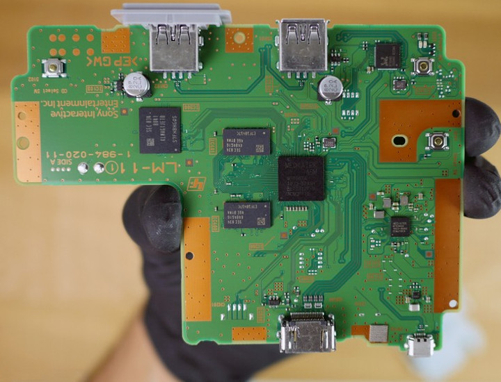 Sony PlayStation Classic Main Board