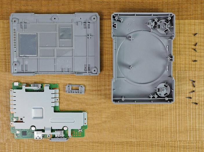 Sony Playstation Classic Teardown