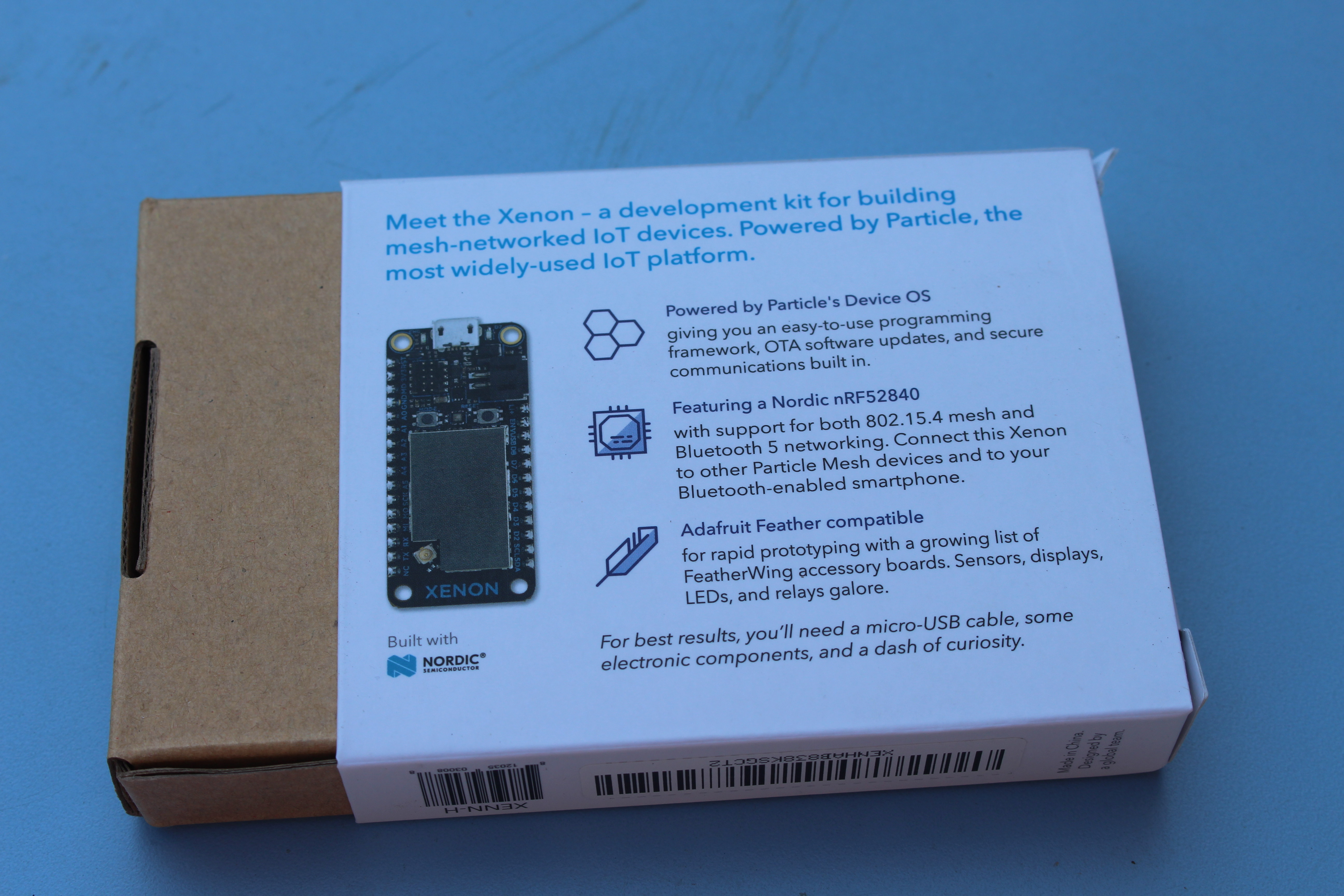 Particle Mesh IoT Development Kit Review - Part 1: Unboxing