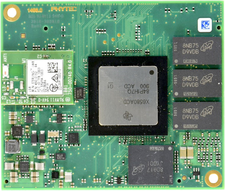 AM654x system-on-module