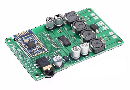 Bluetooth 5 audio board