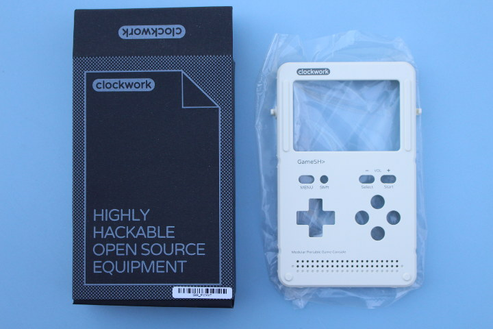 Gameshell Top Cover