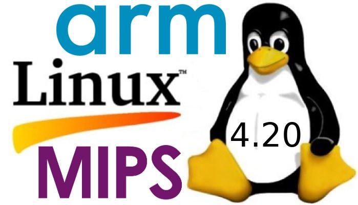 Linux 4.20 Changelog