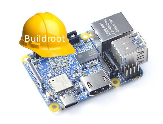 NanoPi NEO4 Buildroot