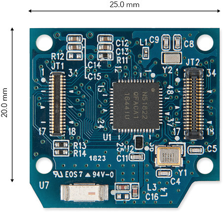SDT nRF51822 board