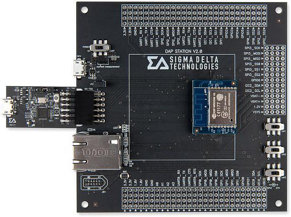 SDTxArm Pelion Kit