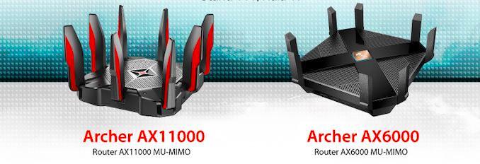TPLink Archer ax11000 ax6000
