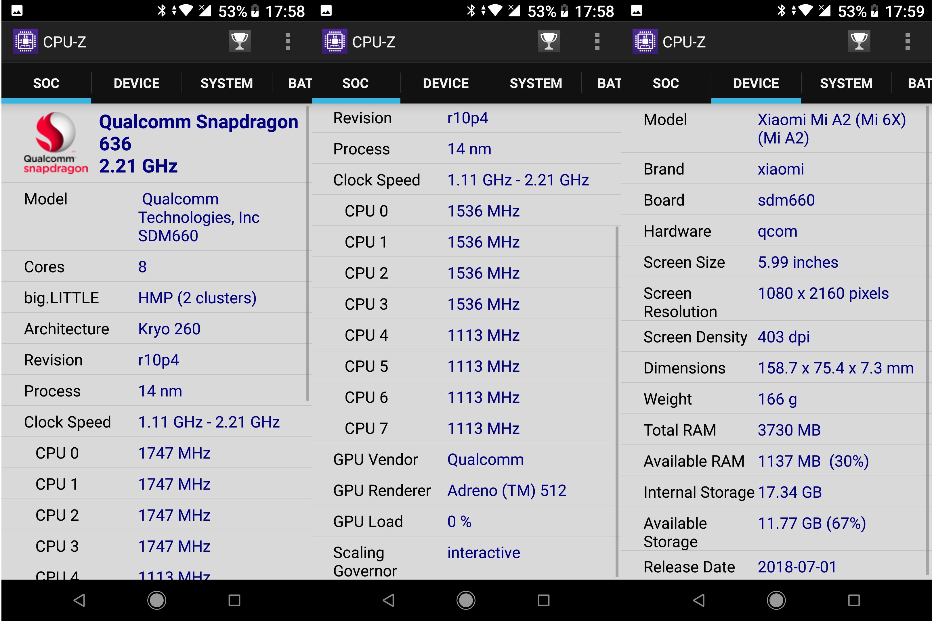 Xiaomi Mi A2 Review Part 1 Unboxing Firmware Update
